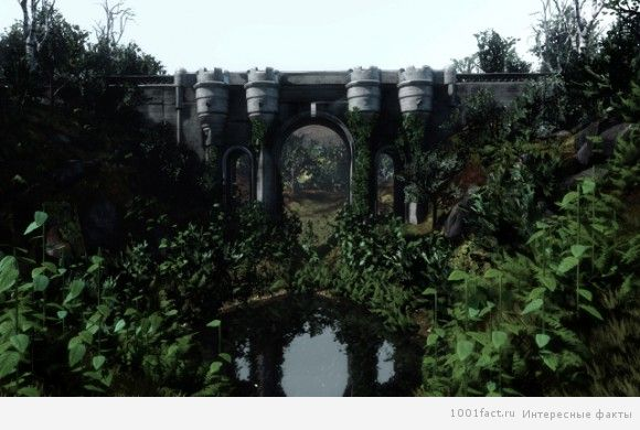 сооружения_мост Овертоун