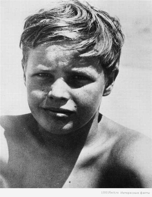 актер в детстве