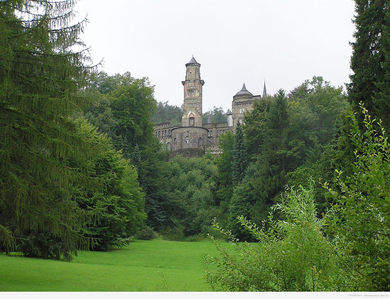 о замке Ливенбург