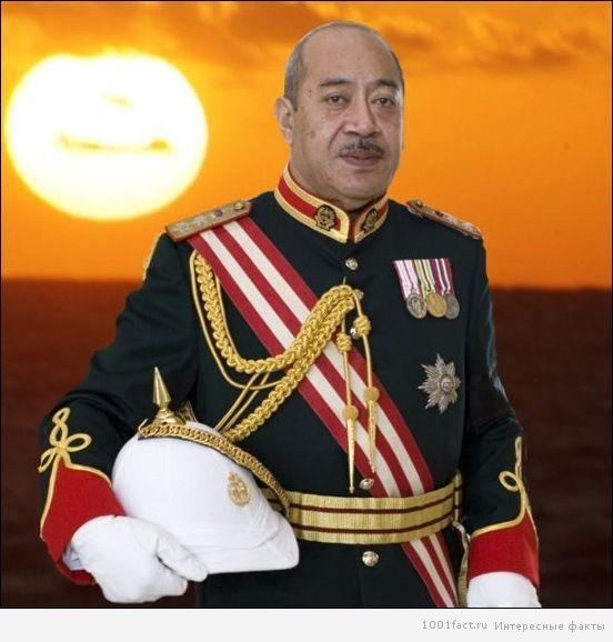 король Тупоу V