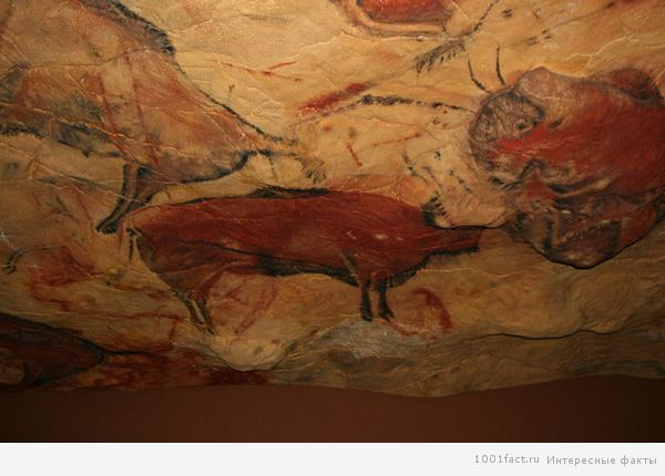 роспись в пещере