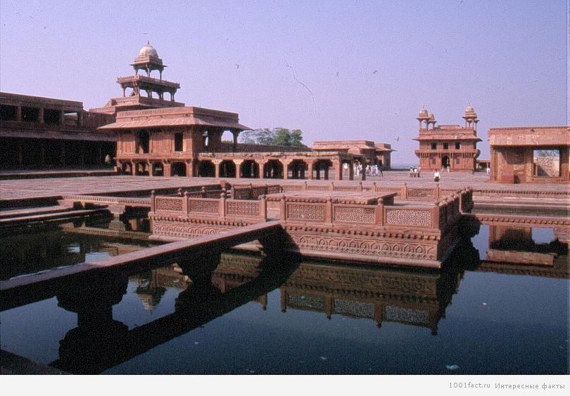 Индия_Фатехпур-Сикри