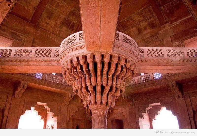 достопримечательность Индии_Фатехпур-Сикри
