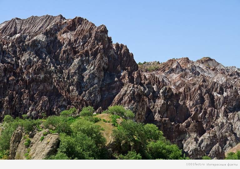 Ходжа Мумин_гора в Таджикистане