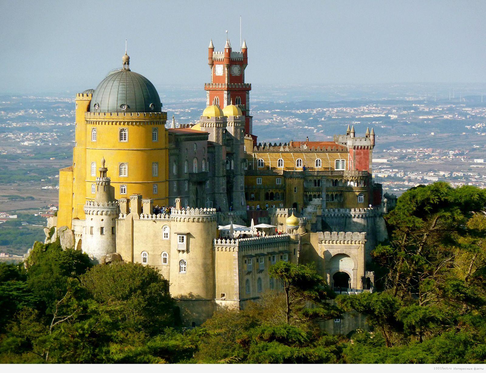 замок Де-ла-Пена