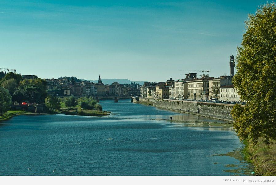 реки Тосканы
