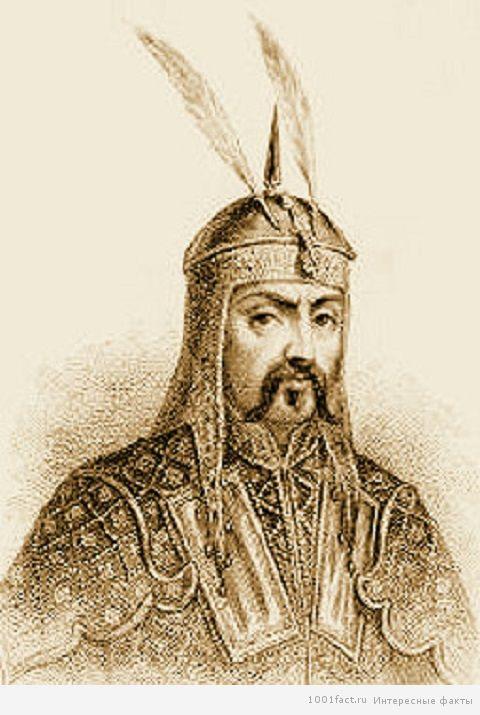 полководец Чингисхан