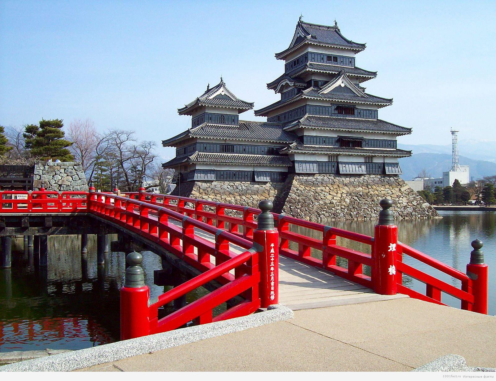о замке Мацумото