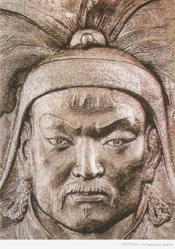 о Чингисхане
