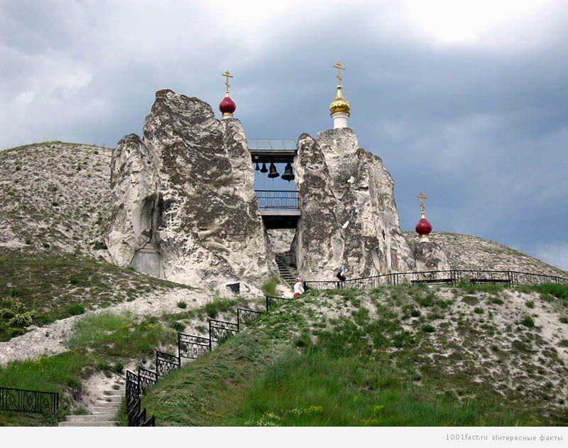 монастырь_Воронежская область