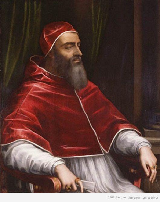 папа Клемент VII