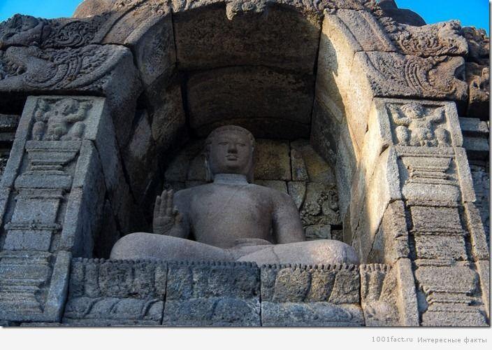 сооружения_храм Боробудур