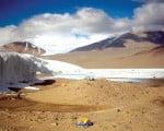 необычные места Антарктиды