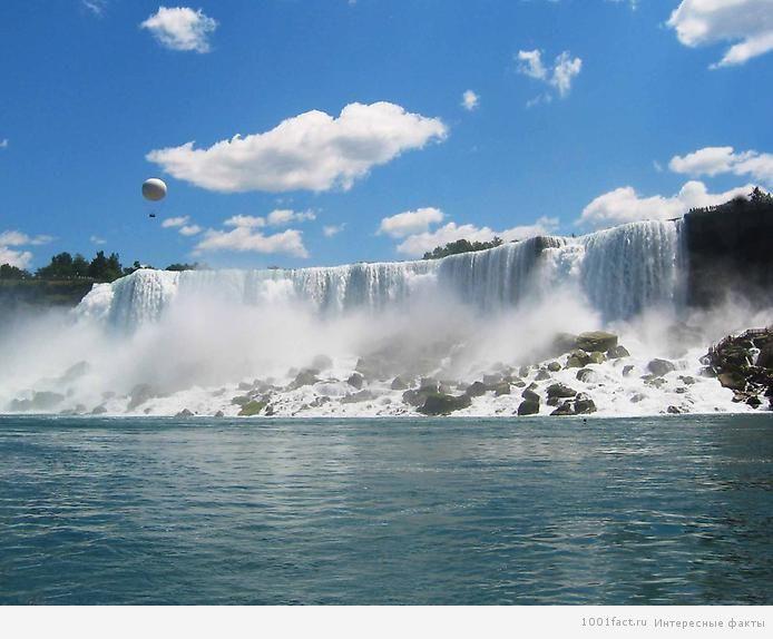 о водопаде