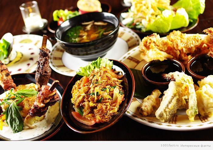 кенийские блюда
