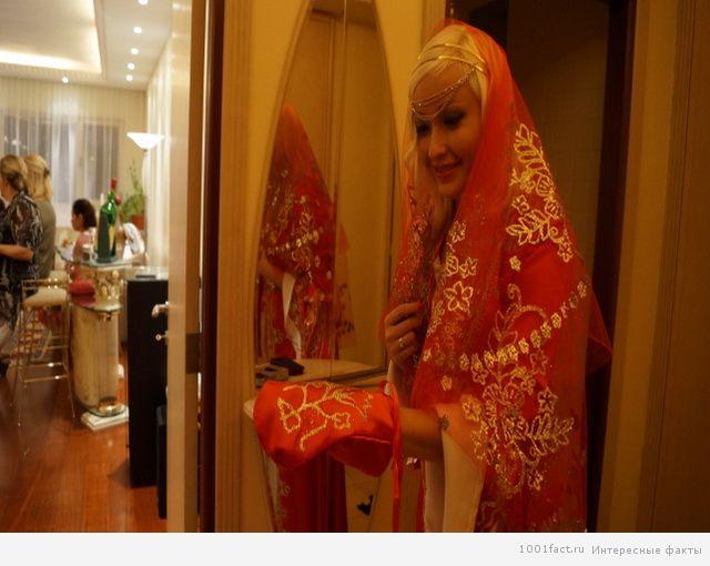 невеста в биндалли