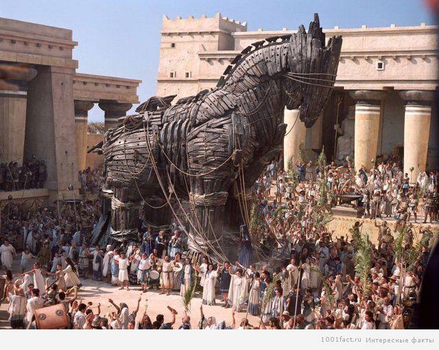 Троянский конь в городе