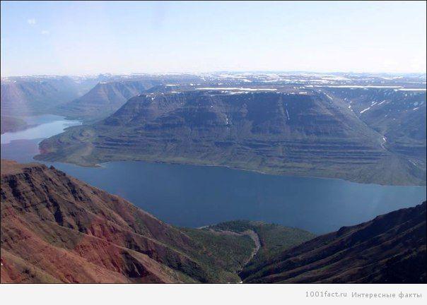 природа плато