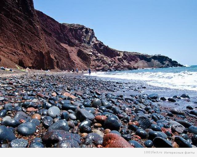 про архипелаг Санторини