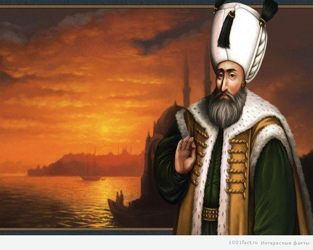 завоевания Сулеймана