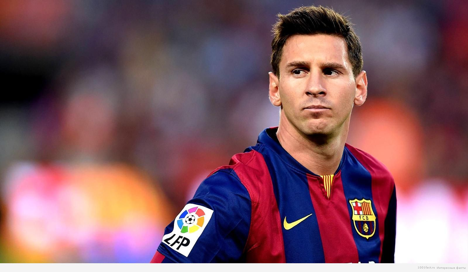 легенда футбола Месси