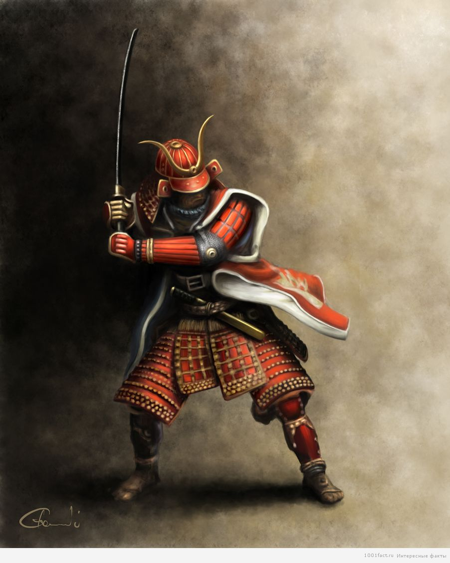 о самураях