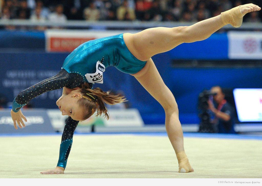 гимнастика травмы