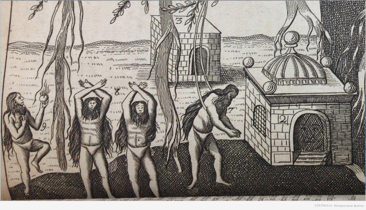 гимнастика в древности