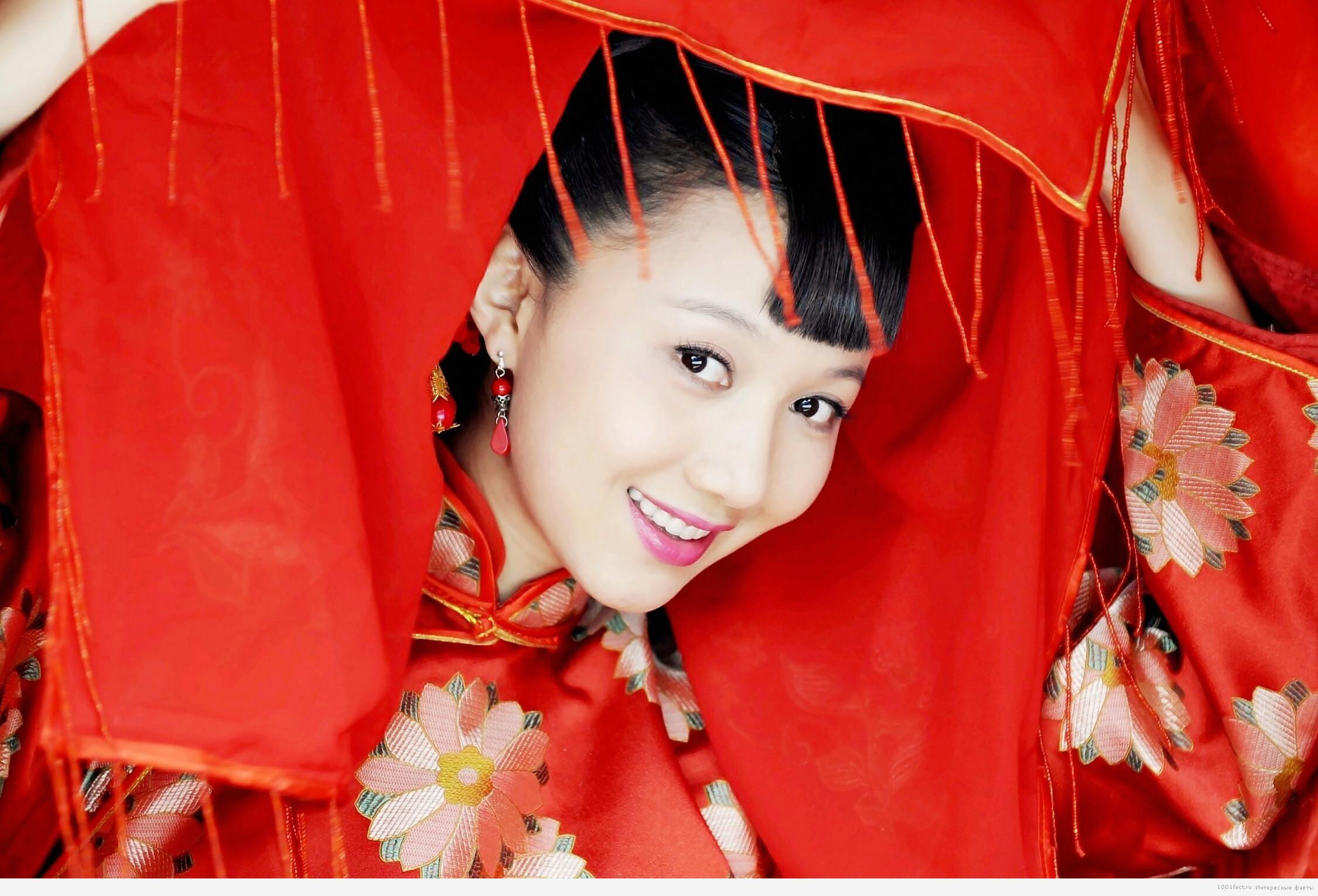 Фото красивых китаянок 13 фотография