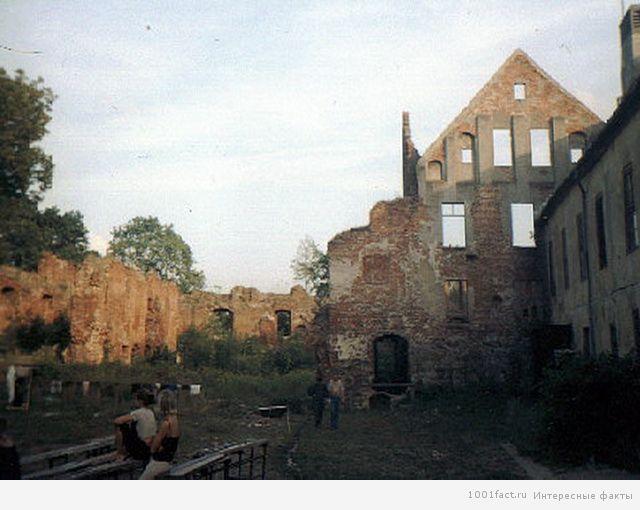 замок Инстербург