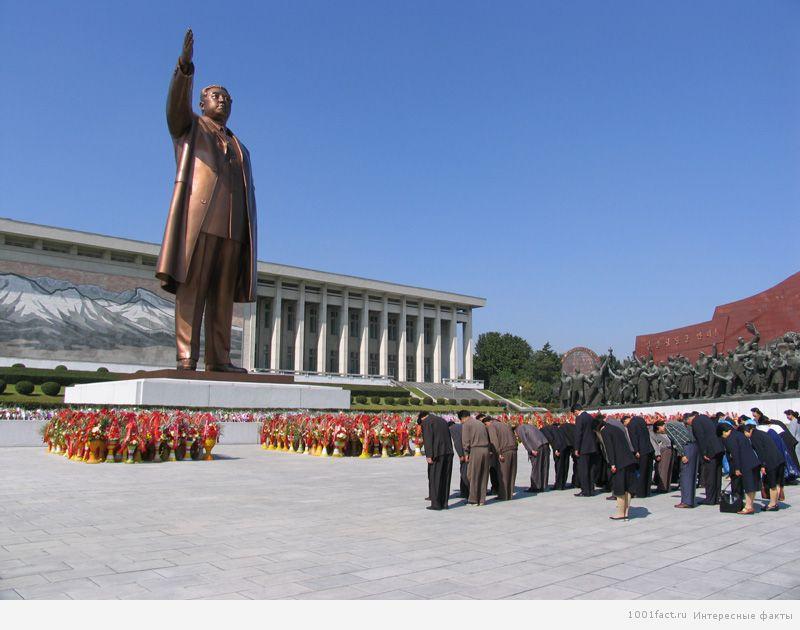 о Северной Корее