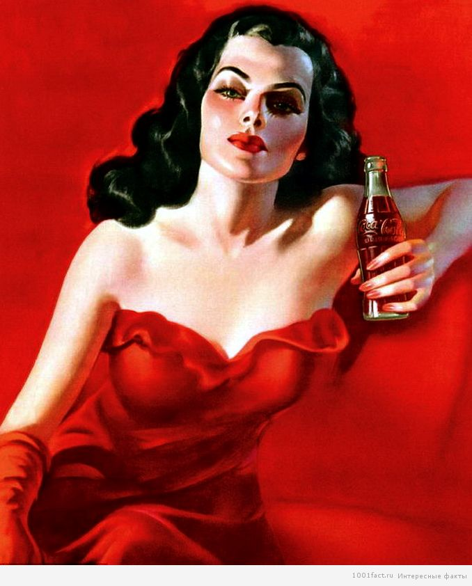 легендарная Coca-Cola